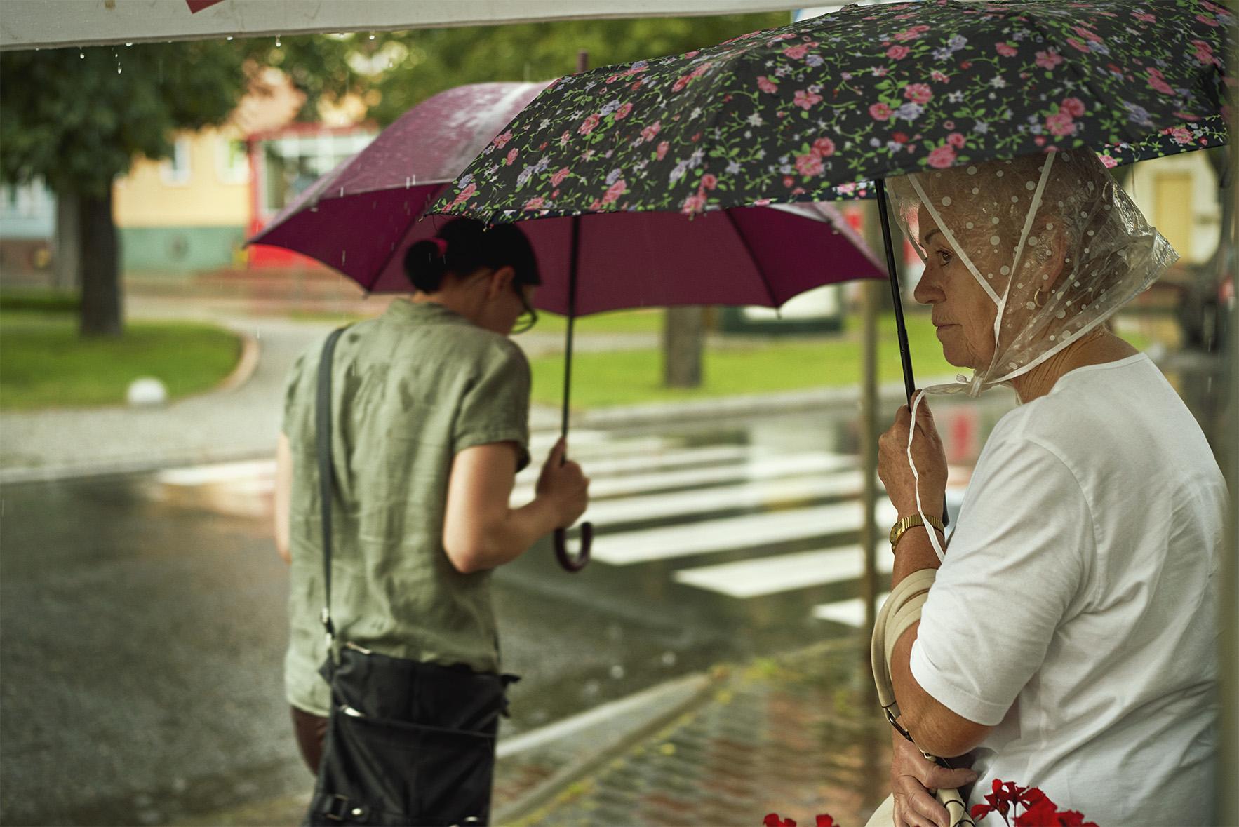 Slubice rainy days
